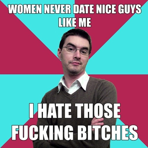 Nice Guy TM - women never date nice guys like me